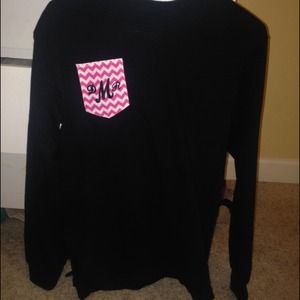 CUSTOMIZED MONOGRAM SWEATER