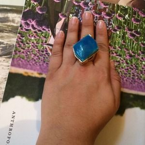 Statement cocktail ring