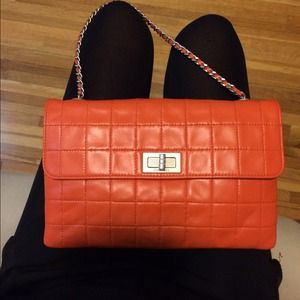 Chanel Mademoiselle Turnlock Quilted bag