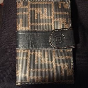 Vintage  FENDI wallet JUST REDUCED