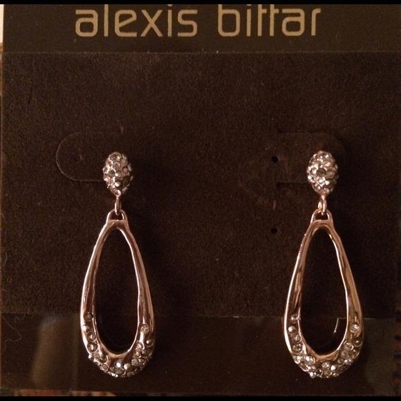 Alexis Bittar Jewelry - Alexis Bittar 'Miss Havisham' Rose Gold Earrings