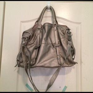 Forever 21 Handbags - Silver Purse