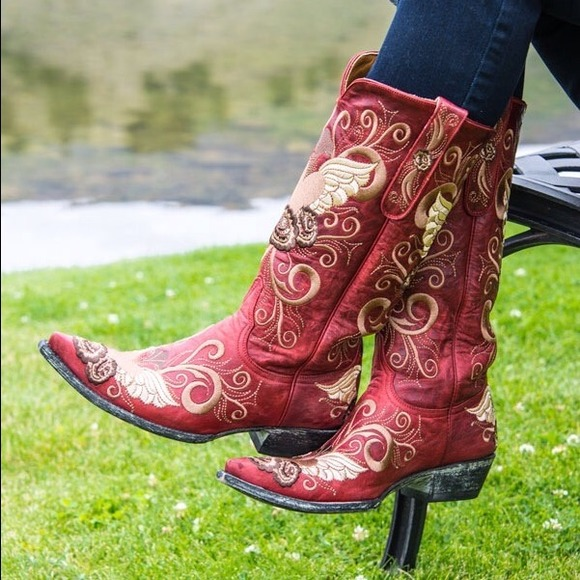 8fe2d0207a1 Old Gringo Boots - Grace, Bonnie, Erin, Sabrina! NWT
