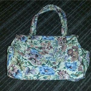 🐦SALE🐦 Flower Tapestry Purse