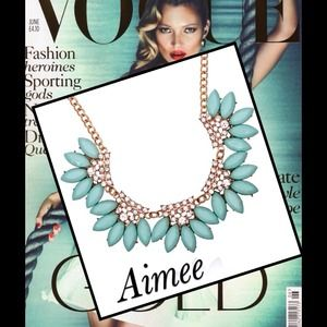 ❤️Host Pick Gorgeous Statement Necklace NEW