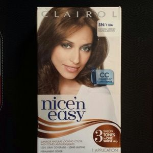 33 off other clairol nice 39 n easy 6r 110 natural light. Black Bedroom Furniture Sets. Home Design Ideas
