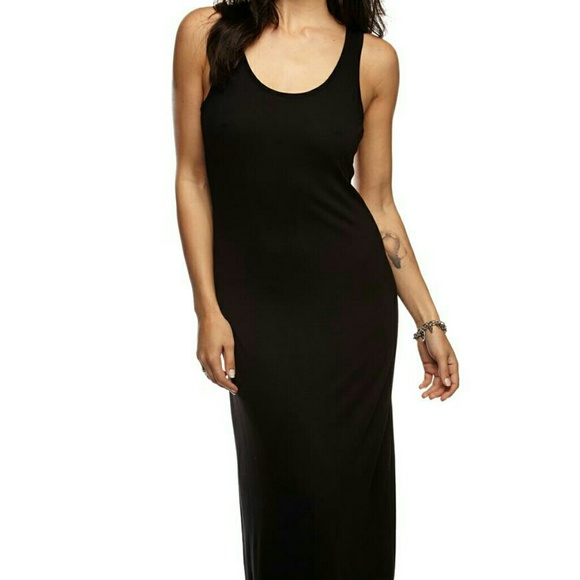 20% off Cotton On Dresses & Skirts - Long black maxi dress from ...