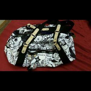 Lesportac tokidoki purse
