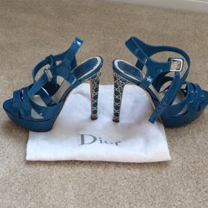 Christian Dior shoes size 36, worn once