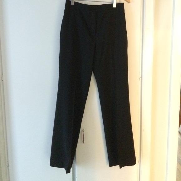 J. Crew Pants - Classic J. Crew black wool pants