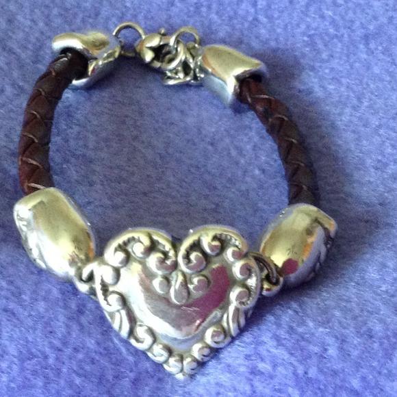 72 Off Brighton Jewelry Retired Brighton Braided