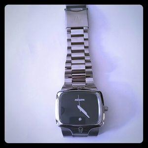 Nixon Player Stainless Steel Men's Watch - Black