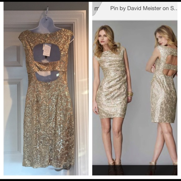 83% off David Meister Dresses & Skirts - Designer David Meister ...