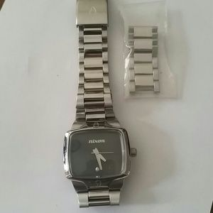 Nixon The Small Player Stainless Steel -Ladies