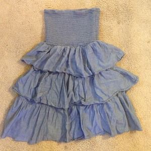 Medium old navy dress!