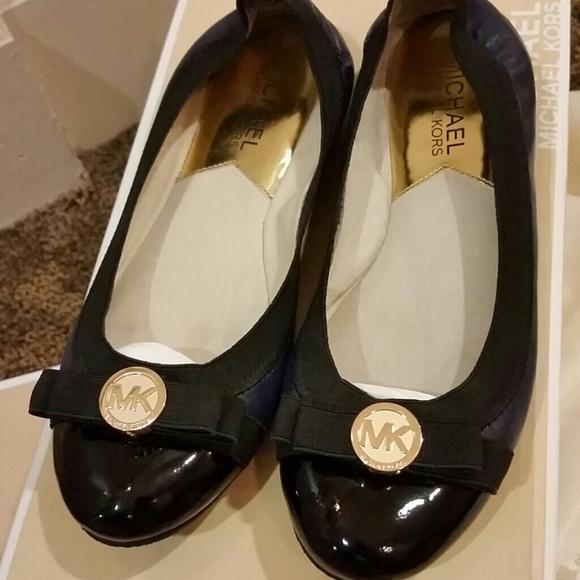 40 Off Michael Kors Shoes Michael Kors Blue Dixie