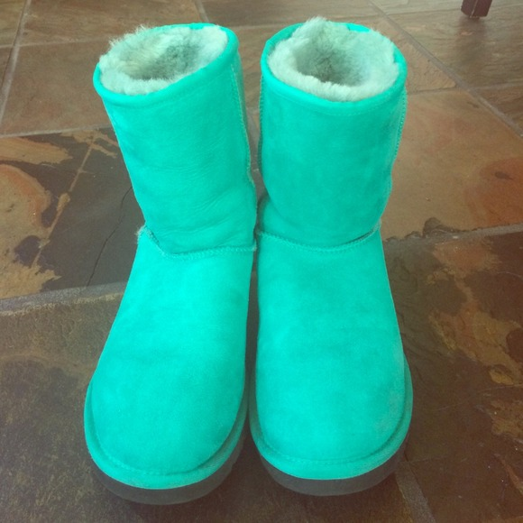 50 Off Ugg Boots Ugg Australia Bright Teal Authentic