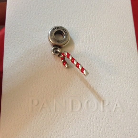 Candy Cane Jewelry Pandora Candy Cane Charm