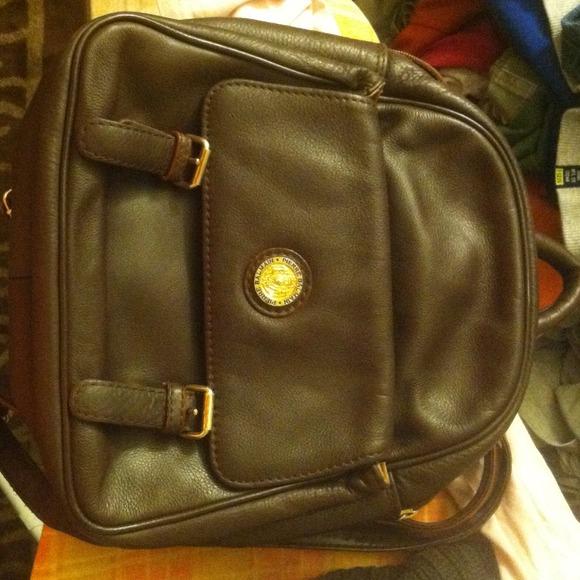 8da8d64a23f pierre balmain Bags | Leather Backpack | Poshmark