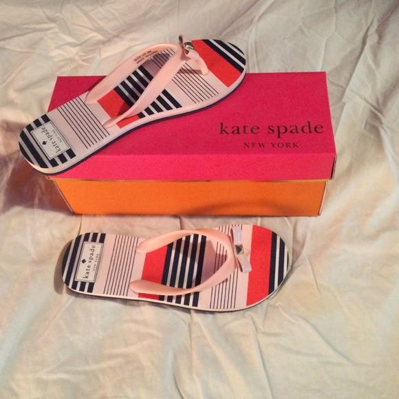 14ad3f583829 kate spade Shoes - Kate Spade flip flop size 6