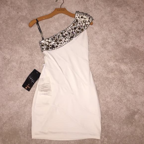 7093a4f39cc542 bebe Dresses | Limitededition Dress Brandnew With Tags | Poshmark