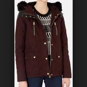 LOOKING FOR TOPSHOP PARKA