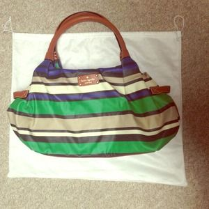 Kate spade tote purse bag