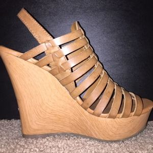 Cute wedges