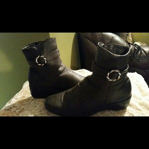 sag harbor shoes ankle boots booties on poshmark