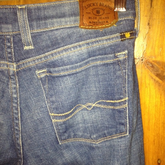 Lucky Brand Charlie Baby Boot Cut