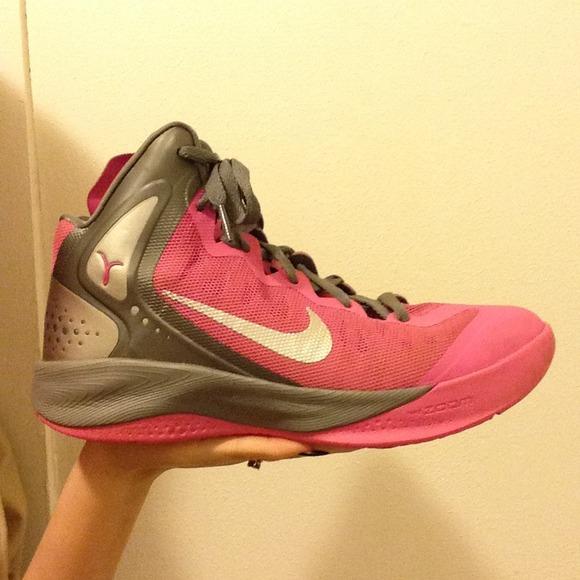 Nike Shoes - 🎉SALE🎄🎉Pink Nike zoom hyperenforcer basketball 7b459182c3