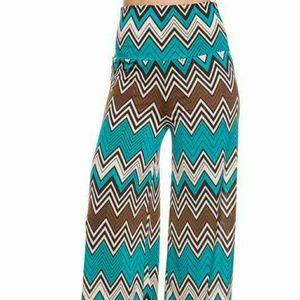 Pants - Print pants