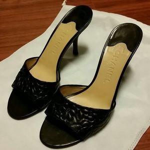 Authentic Chanel Heels