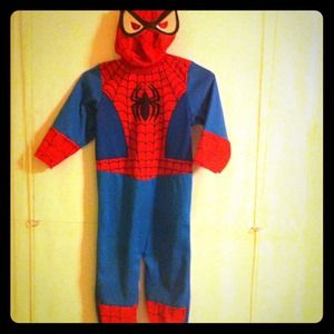 Other - 12-18 month spiderman costume