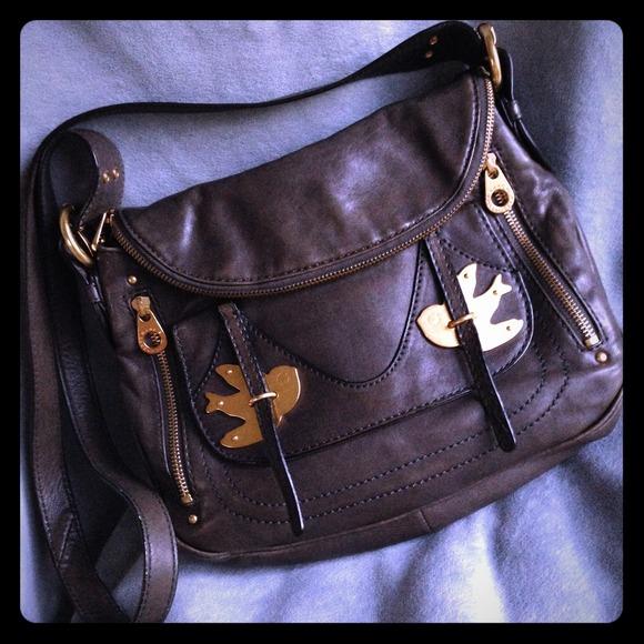 2bbdd0f6f09a Rare MBMJ 1st Season Petal to the Metal Natasha.  M_54474b7d9da25970570548bf. Other Bags you may like. Blush pink Marc by Marc  Jacobs crossbody purse