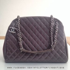 Chanel Mademoiselle Quilted Bag