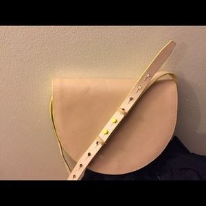 kate spade saturday half-circle bag
