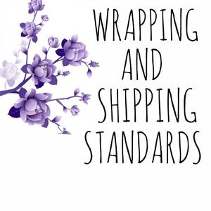 Wrapping and Shipping Standards