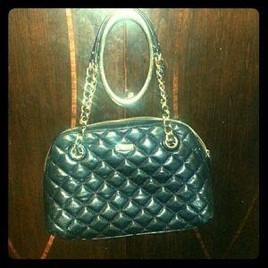Kate Spade Medium size Quilted Black Handbag