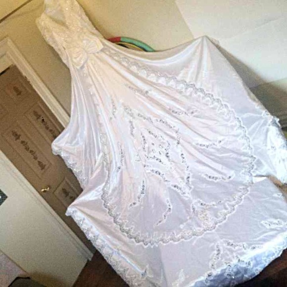 Mori Lee Dresses | Vintage Wedding Dress | Poshmark