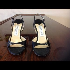 Authentic Jimmy heels size 35 made in Italy