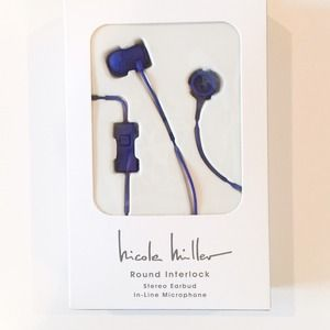 Nicole Miller Other - Nicole Miller Moda Earbud with Mic