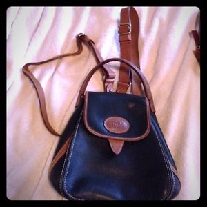 Dooney and bourke backpack small