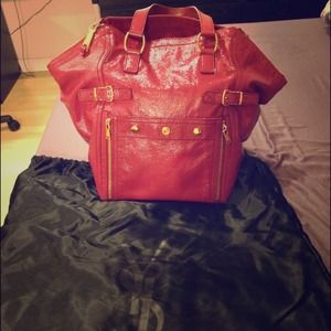 50% off Yves Saint Laurent Handbags - Sold! Authentic YSL Downtown ...