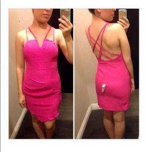 NWT! Hot Pink dress