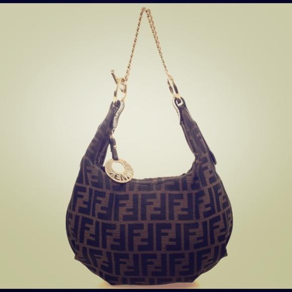Fendi Handbags Hobo