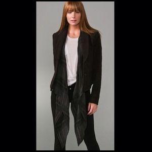 Mara Hoffman Jackets & Blazers - NWT Mara Hoffman Scarf Blazer