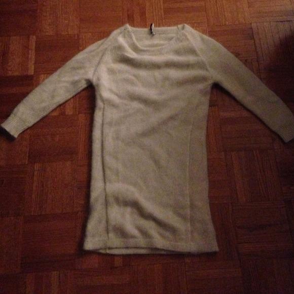 90% off iro Sweaters - Soft cream angora tunic sweater from Iro ...
