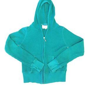 Jackets & Blazers - Clearance‼️ Emerald Green Zip Up Jacket