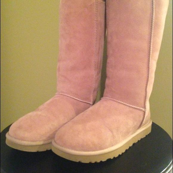 ugg boots mushroom